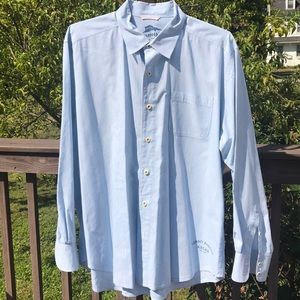 Tommy Bahama Relax 100% cotton shirt.